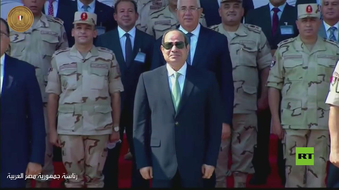 السيسي يفاجئ الوزراء بطلب خلع الكمامات  - نشر قبل 1 ساعة