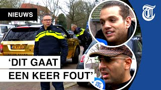Chaos in Laren door Dutch Performante en Joey Bravo