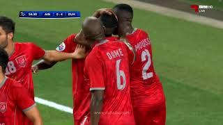 الأهداف | العين الإماراتي 2 - 4 الدحيل | ذهاب دور ال16 - دوري أبطال آسيا 2018