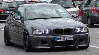 BMW M3 E46 /w Custom Exhaust - Drifts, Burnout and more!