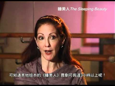 Interview with Cynthia Harvey, the producer of The Sleeping Beauty