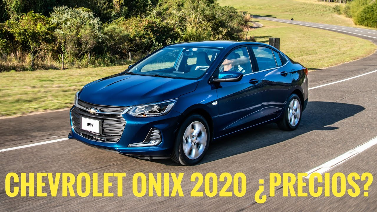 Chevrolet Onix 2020 Precios Motor Turbo Youtube