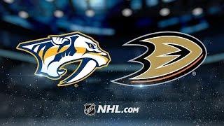 Getzlaf, Ducks rally for 4-3 SO win vs. Predators
