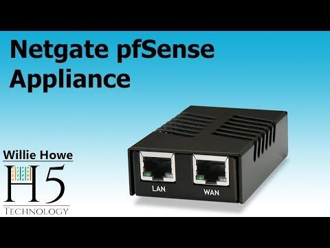 Netgate pfSense Appliance - Bringing pfSense Back