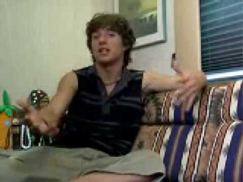 Mathew Underwood Interview Zoey 101