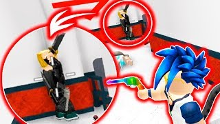 WITH HANDS ✋ IN THE MASS MURDER MYSTERY 2 ROBLOX
