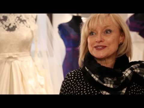 Supplier Spotlight - Joyce Young OBE - Wedding Dress Designer