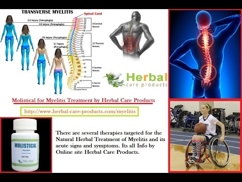 Myelitis Treatment by Natural Herbal Care Products