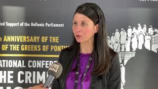 Μαίρη Στυλίδη / Εξωτερική Σύμβουλος στην Ύπατη Αρμοστεία του ΟΗΕ για τους Πρόσφυγες