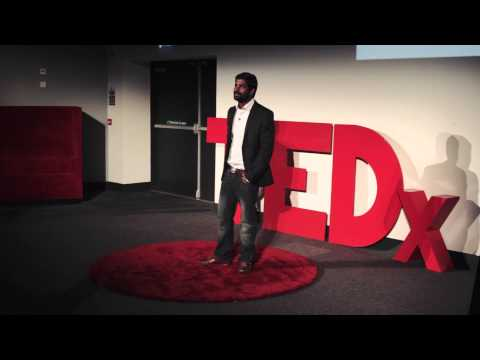 The path to creating your own future | Rojan Kumar | TEDxEdinburghNapierUniversity