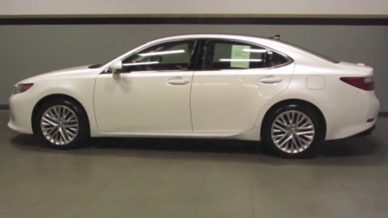 Awesome 2013 Lexus ES 350 Ultra Luxury Package In Richmond, VA 16P310
