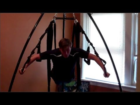 Best Weight Loss Exercises on a Yoga Swing