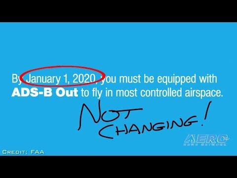Aero-TV: Renewed ADS-B Rebate - The AEA/FAA Partnership At Work