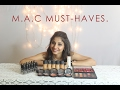 M.A.C Must-Haves | Indian Beauty Blogger
