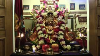 "Sri Mahalakshmi (Shree) Seva - Medieval Sanskrit Hymns - ""Chathusloki & Sri Sthuthi"" (Excerpts)"