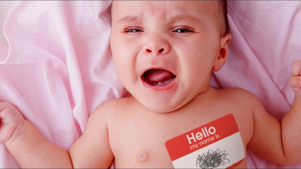Baby Names That Mean Something Inappropriate In Other Languages