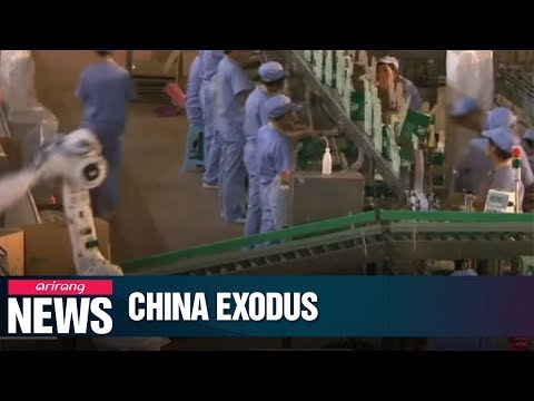 Global companies closing factories in China   ′세계의 공장′ 중국에 부는 ′탈중국′ 바람