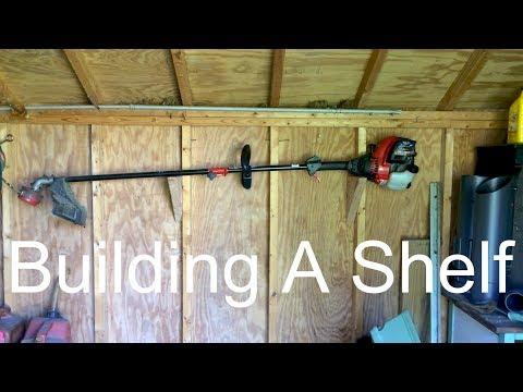 Building a Shelf with a Kreg Jig