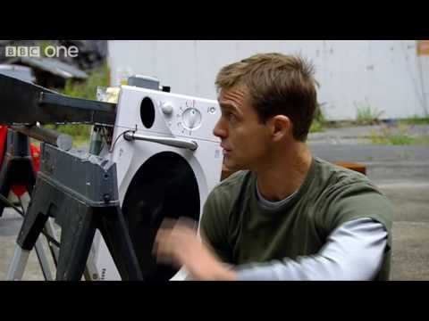 Can a microwave power a plane? - Bang Goes The Theory - BBC One