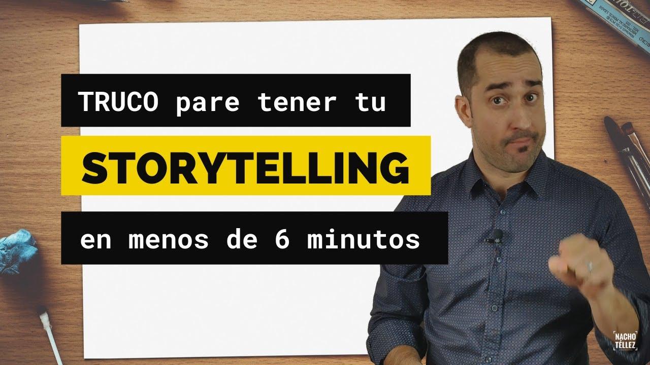 Cómo crear tu storytelling y vender más