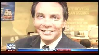 Fox News reports on death of Alan Colmes
