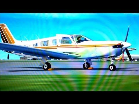 Voando Simulador de voo com Tchockozzo - 2 Edição