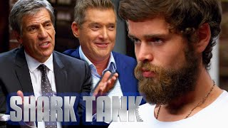 Guy Grilled By Sharks For Being Vegan | Shark Tank AUS