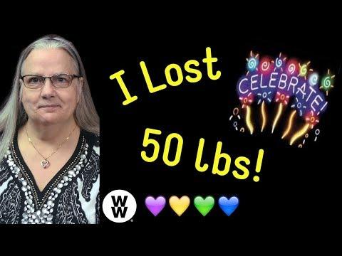 I Lost 50 lbs!