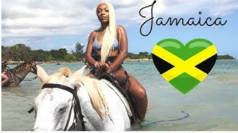 TRAVEL VLOG:JAMAICA NEGRIL: ATV, RICK'S CAFE, MARGARITAVILLE, HORSEBACK RIDING