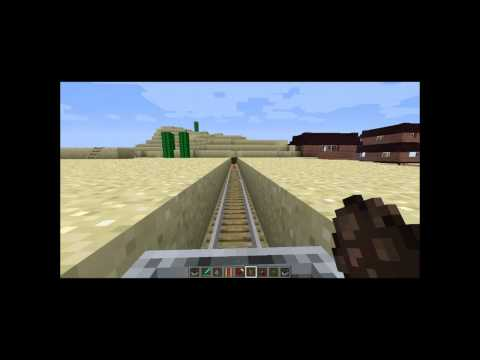 Village PNG amélioré dans Minecraft