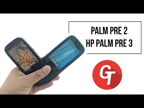 Palm Pre 2 & Pre 3 unboxing in 2018!