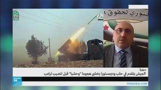 رامي عبد الرحمن يعطي أرقاما عن قتلى الموالين للنظام السوري في حلب