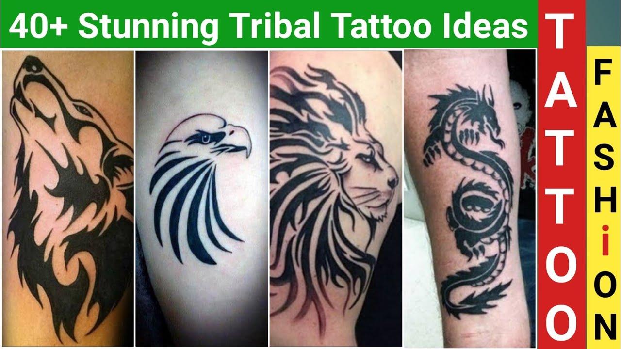40+ Stunning Tribal Tattoo Ideas For Men and Women | 2021 latest tattoo design