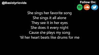XV - Her Favorite Song (Feat. Raja) (Lyrics)