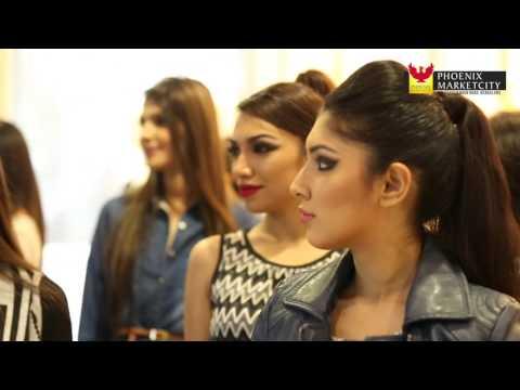 Phoenix FashionCity presents Bangalore's First Fashion Flash Mob
