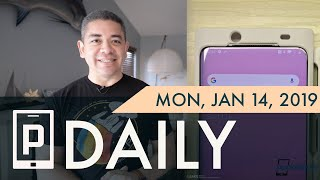 OnePlus 7 leaked, Galaxy F at Samsung's Unpacked & more - Pocketnow Daily