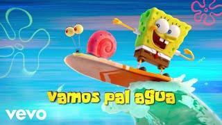 "Tainy, J. Balvin - Agua (Music From ""Sponge On The Run"" Movie/Lyric Video)"