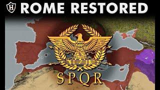 How Aurelian restored the Roman Empire (Part 1)