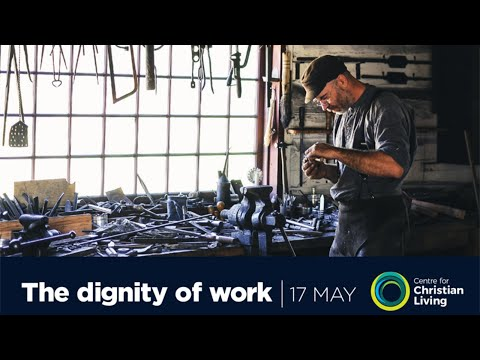 The dignity of work - Chase Kuhn