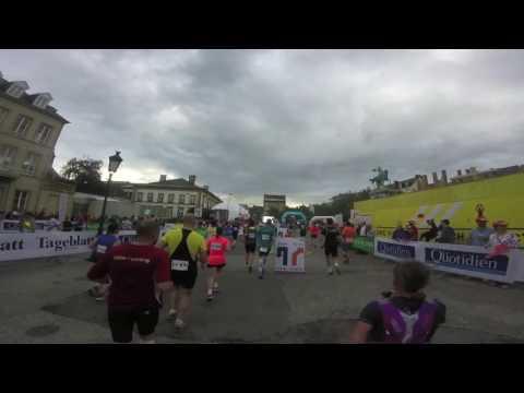 ING marathon 2016 Luxembourg