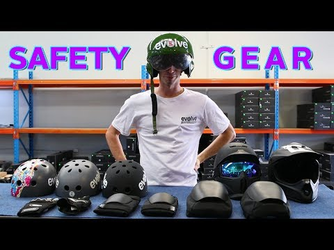 Safety Gear - Evolve Weekly Ep. 21