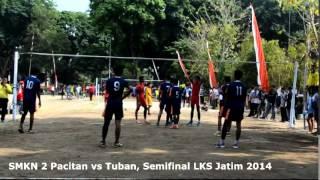 SMKN 2 Pacitan vs Tuban Semifinal LKS Jatim 2014