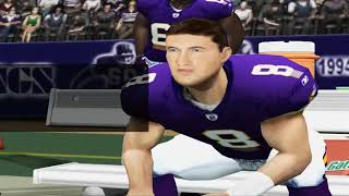 ESPN NFL 2K19 | Week 12 vs Vikings
