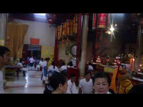 2016 Hatyai Thailand Vegetarian Festival -Pre Night