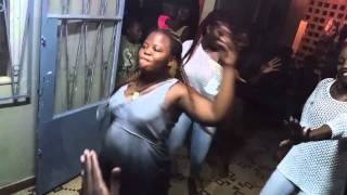 Cameroon Girls Dancing CHILL   Gasha & Eddy Kenzo