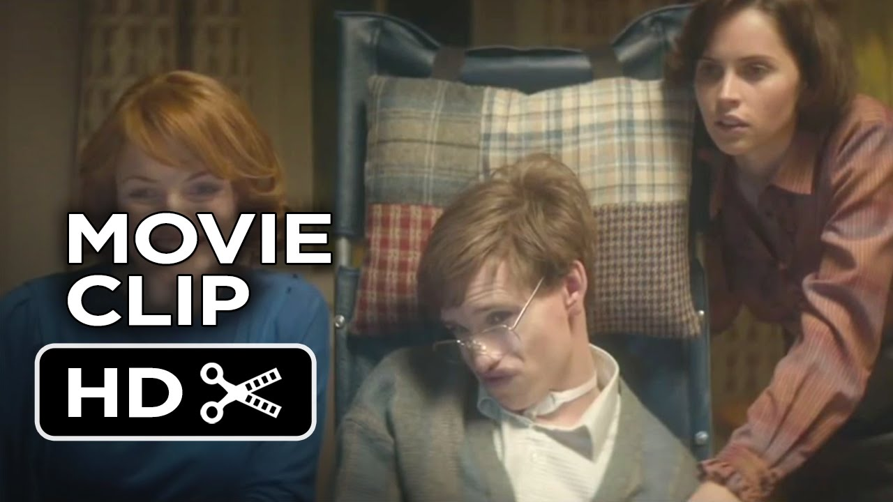 the theory of everything movie clip my name is stephen
