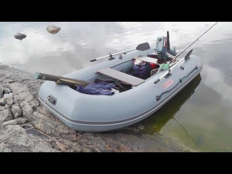 Моторная лодка ПВХ Посейдон Викинг VN-320-LE