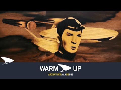 Star Trekes intarziákkal melegítünk az ünnepre