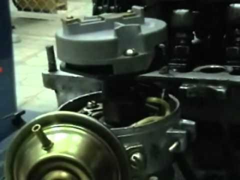 Регулировка клапанов ВАЗ 2103