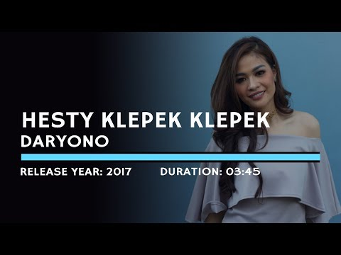 Hesty - Daryono (Karaoke Version)